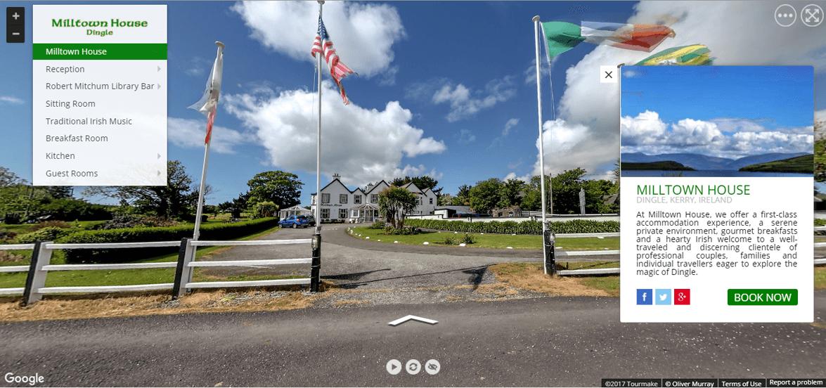 milltown house dingle enhanced virtual tour 1175